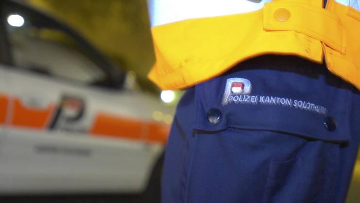 Die Polizei Kanton Solothurn sucht Zeugen des Unfalls.