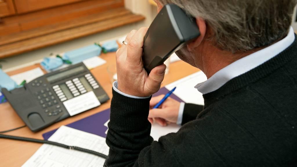 Dargebotene Hand verzeichnet massiv mehr Anrufe