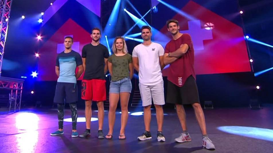 Das sind die letzten fünf Finalistinnen und Finalisten!