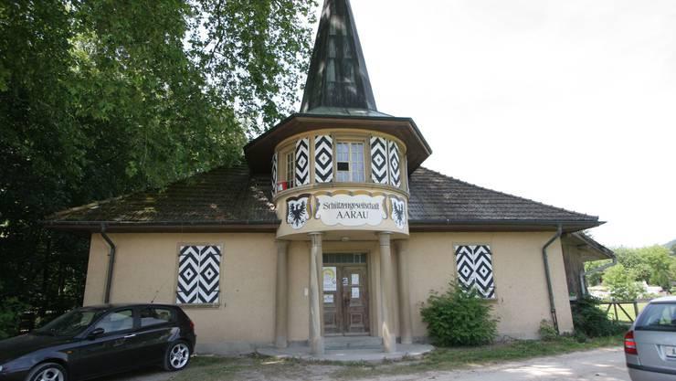 Aarau: Für das Schützenhaus wurde Schutz beantragt. (alf)