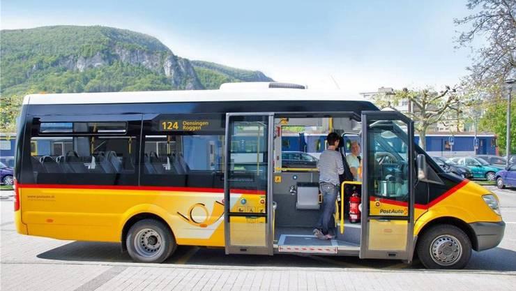 Bis am 1. Mai fahren keine Postautos mehr auf den Hausberg Roggen.