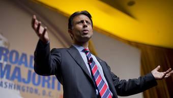 Der Republikaner Bobby Jindal will US-Präsident werden (Archiv).