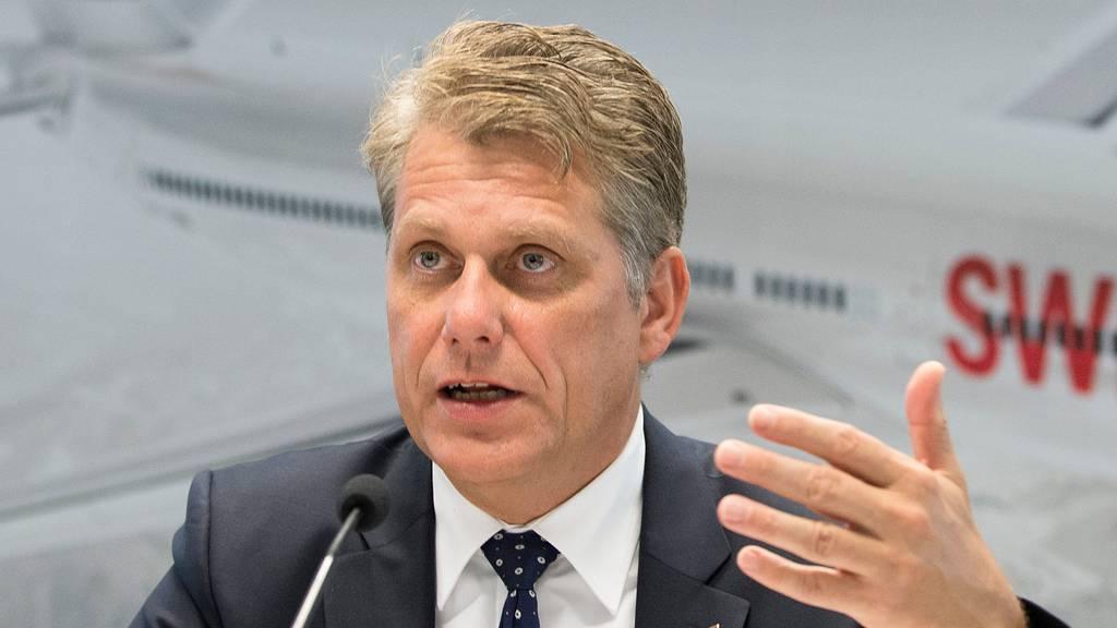 Ex-Swiss-Chef Hohmeister stellt rasche Rückerstattung für Flüge in Aussicht