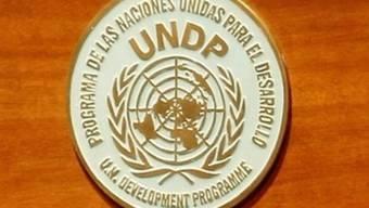 Logo des UNO-Entwicklungsprogramms