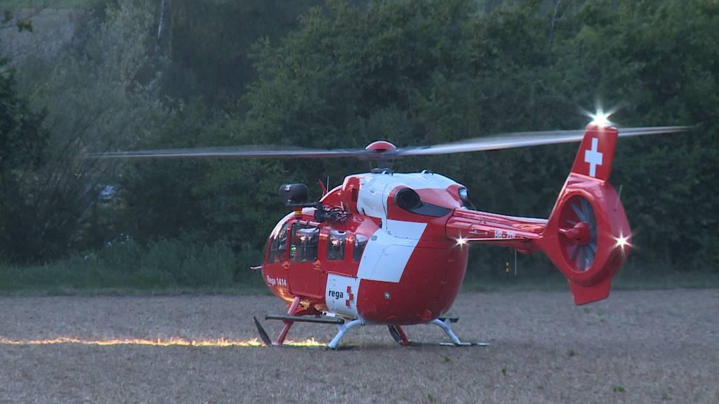 Schlatt (TG): 77-Jährige stirbt bei Badeunfall im Rhein