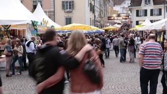 Märet-Fescht in Solothurn