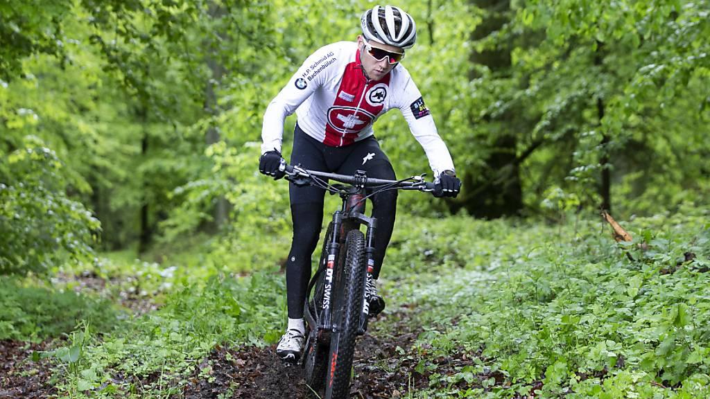 Mathias Flückiger wird Dritter