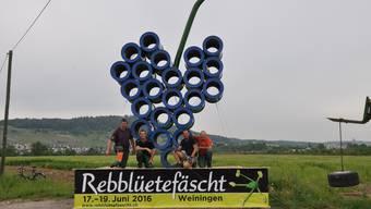 Weiningen Rebblüetefest