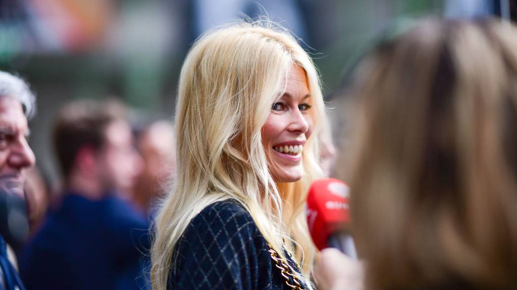 Claudia Schiffer ist «Woman of the Year»