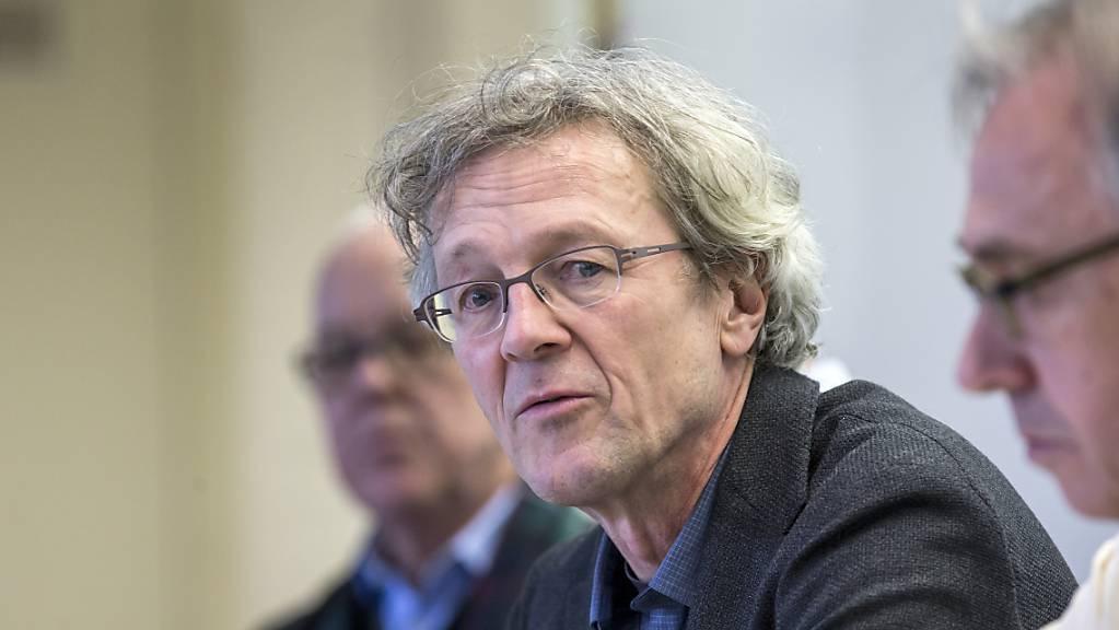 Der Luzerner Mobilitätsdirektor Adrian Borgula kann nicht mehr im Verbundrat des Luzerner Verkehrsverbundes mittun. (Archivbild)