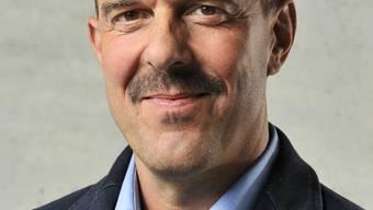 Der neue Leiter von Ebenrain: Lukas Kilcher.