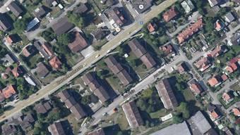 Die neue Siedlung entsteht in zwei Etappen In einem ersten Schritt ist geplant, die beiden Graphis-Liegenschaften zu ersetzen