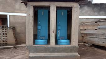 Schweizer Forscher erfinden eine neue Toilette
