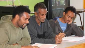 Asylsuchende können ab Januar nicht nur im reformierten Kirchgemeindehaus in Menziken (Foto), sondern auch in Reinach den Deutschunterricht besuchen.Rahel Plüss