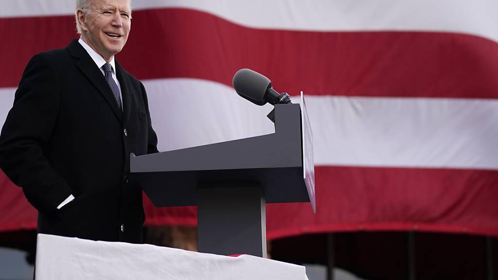 US-Justizminister sichert friedliche Amtsübergabe zu