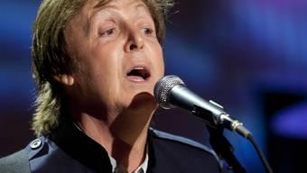 Paul McCartney wird in Hollywood als letzter Beatles verewigt