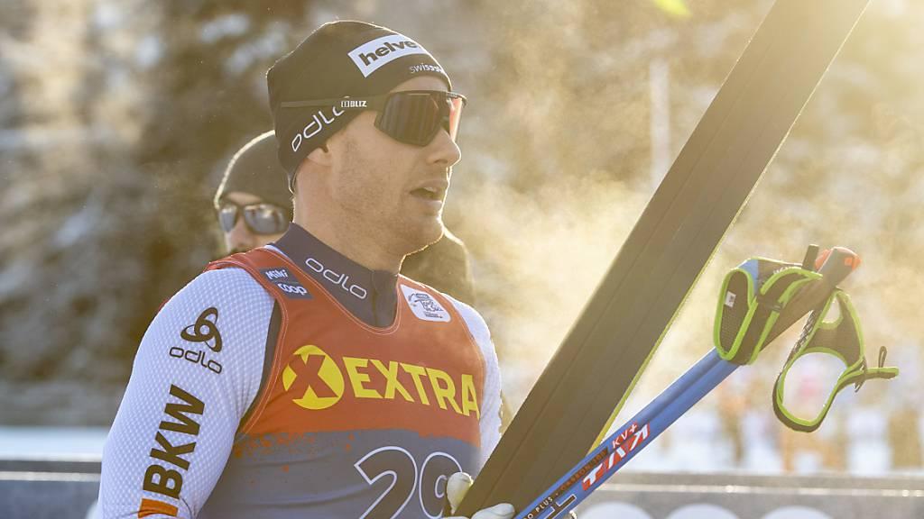 Dario Cologna wird diesen Winter seine Wettkampfski nicht mehr anschnallen.