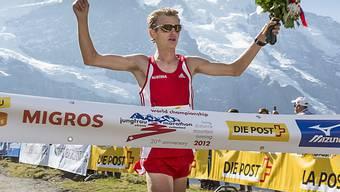 Markus Hohenwarter gewinnt den Jungfrau-Marathon