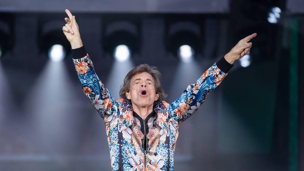 Mick Jagger wird heute 75 Jahre alt