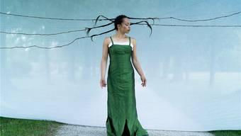 Die «Blaue Stunde» lieferte eindrucksvolle Bilder aus der Steinbrugg-Allee. Fotos: Sabine Burger