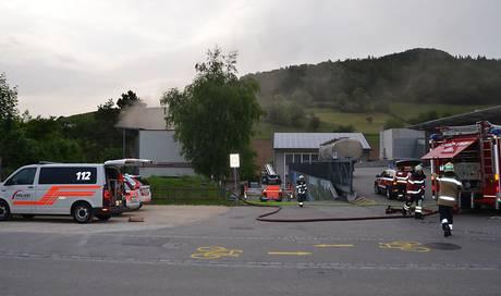 Brand in Asylunterkunft in Sissach fordert drei Verletzte