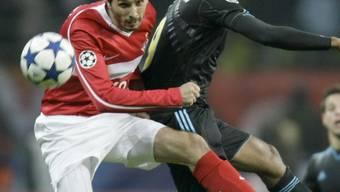 Spartak Moskau - Marseille