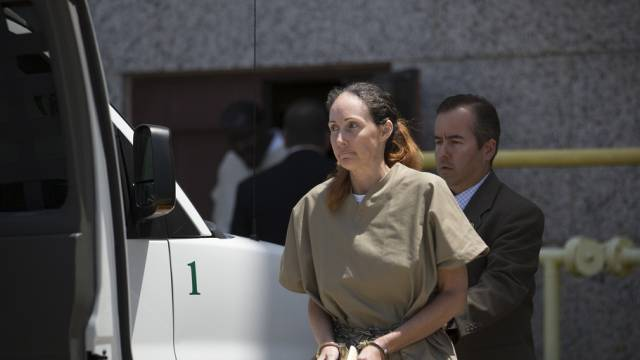 18 Jahre Haft: Shannon Guess Richardson