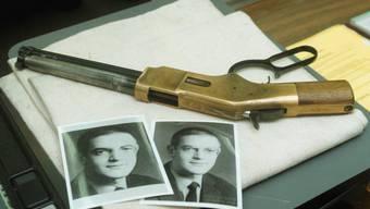 Die Tatwaffe im Mordfall Seewen.