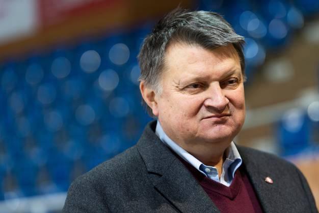 HCD-Präsident Gaudenz Domenig.