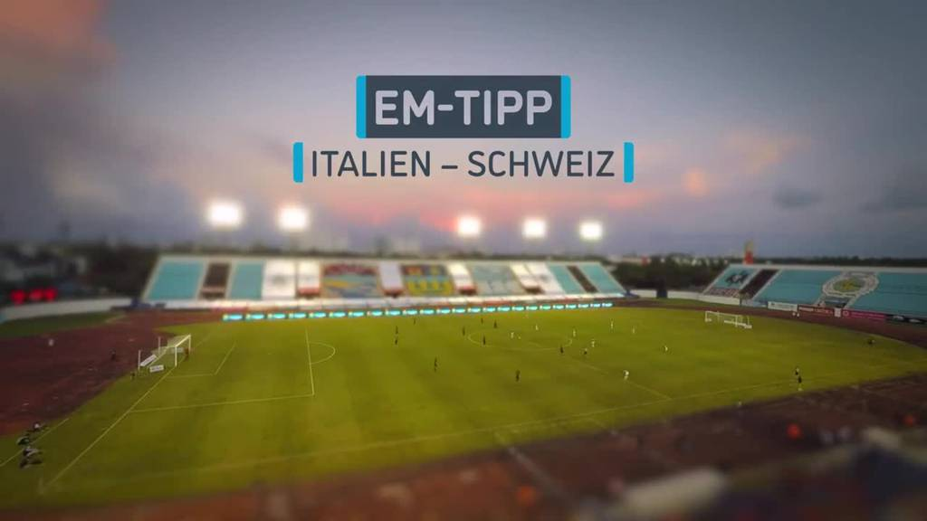 Italien - Schweiz: So tippen die Promis und Experten