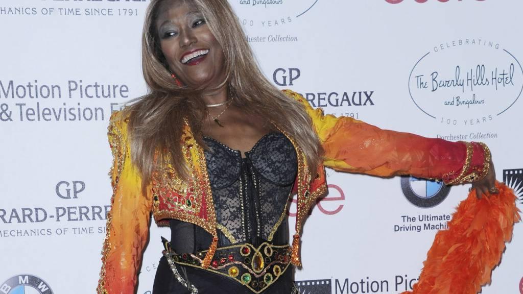 Die US-Sängerin Bonnie Pointer ist tot. (Archivbild)