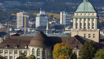 Ort der Preisverleihung: die Universität Zürich (Archiv)