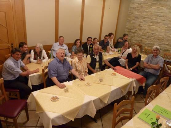 Nominationsversammlung FDP Däniken
