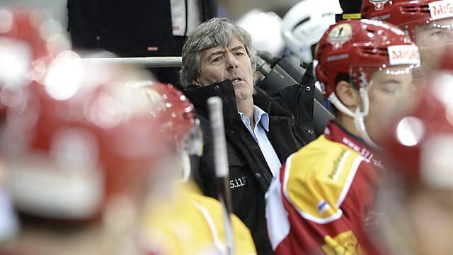 Sportchef Jakob Kölliker übernimmt per sofort den Trainerposten