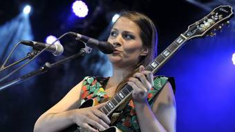 USA verweigern ihr die Einreise: Musikerin Heidy Happy (Archiv, 2009)
