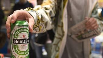 Europäer tranken weniger Bier