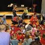 Vom frühzeitigen Saisonende der Basel Sinfonietta sind auch die Kinderkonzerte der «Klangfüchse» betroffen.