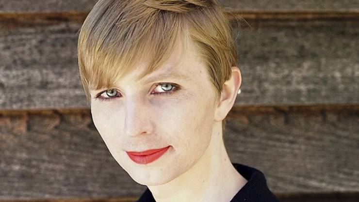 """Viele träumen ein Leben lang davon - die Whistleblowerin und Transgender Chelsea Manning hat es in die Septemberausgabe der """"Vogue"""" geschafft. (Archivbild)"""