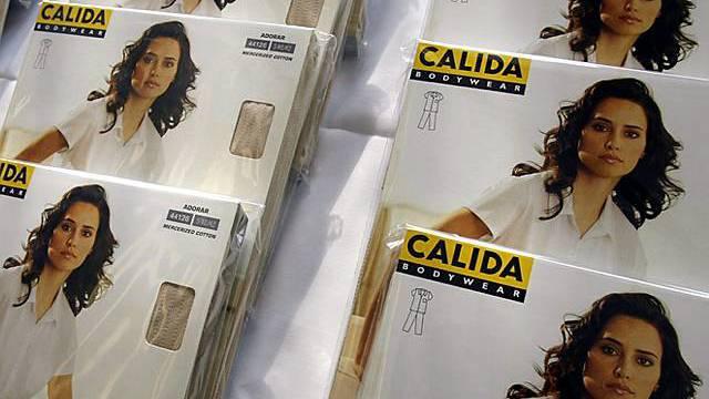 Calida im Kerngeschäft weiter solide (Symbolbild)