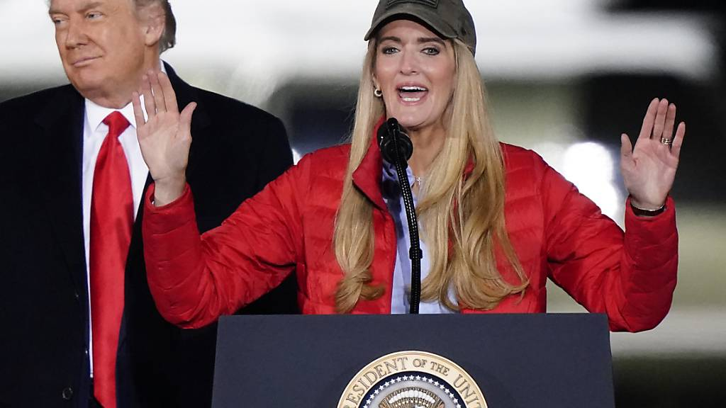 Die republikanische Senatorin Kelly Loeffler hat ihre Niederlage bei den Wahlen im US-Bundesstaat Georgia eingestanden und ihrem Herausforderer Raphael Warnock gratuliert. (Archivbild)