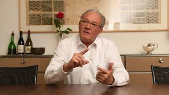 Der Präsident der Akademien der Wissenschaften Marcel Tanner will Skeptiker mit  Fakten überzeugen.