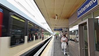 Das Bundesamt für Verkehr bremst: Der Bahnhof Schönenwerd wird wohl erst 2027 vollständig modernisiert.