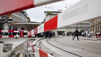 Der Finanzplatz Schweiz darf syrischen Ölfirmen keine Kredite mehr gewähren (Symbolbild)