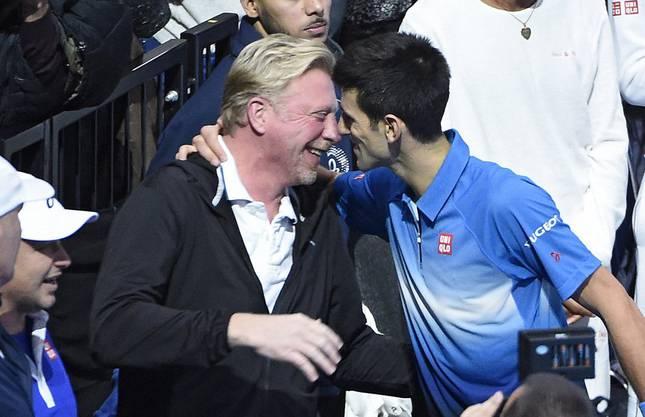 2013 wurde er Trainer des damaligen Weltranglistenzweiten Novak Djokovic