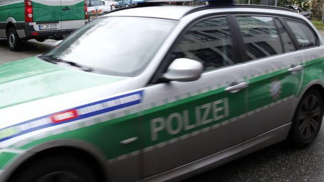 Polizeiauto in München (Archiv)