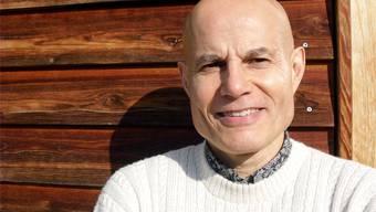 Hector Rodriguez sieht gelassen auf sein Leben und die Zukunft.cbr
