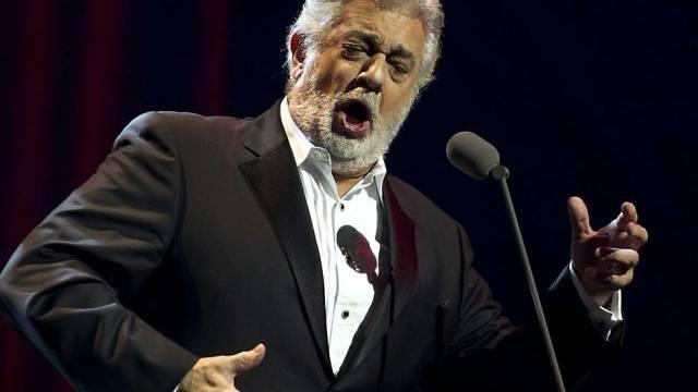 Hält viel von Alexander Pereira: Startenor Plácido Domingo (Archiv)