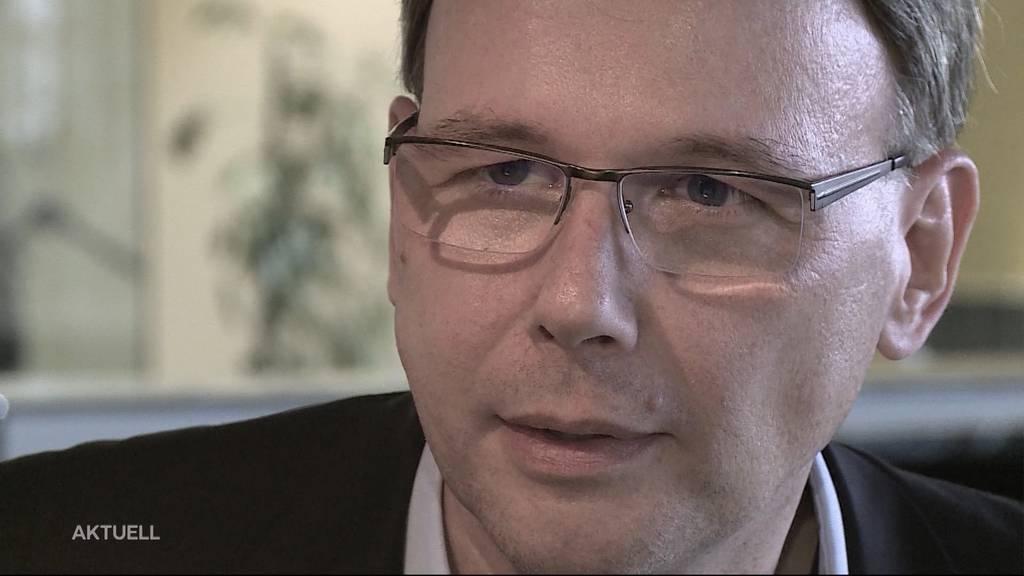 Eine Stimme fehlte Dieter Egli für die SP-Regierungsratsnomination