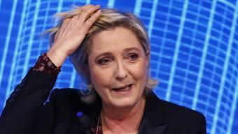 Marine Le Pen fürchtet um ihre parlamentarische Immunität. (Archiv)