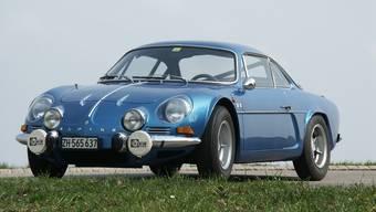 Alpine-Renault A 110 1600 S (1972)